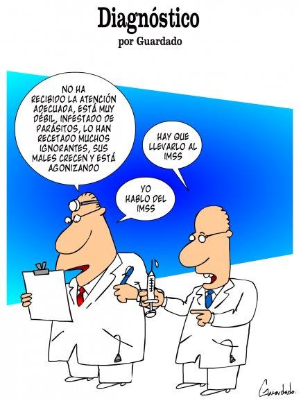 Diagnóstico por guardado