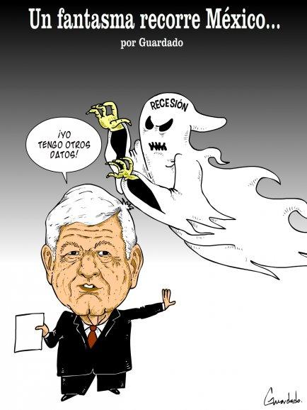 Un Fantasma Recorre México