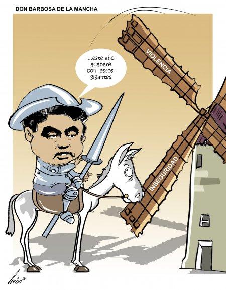 Don Barbosa de la Mancha