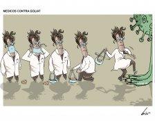 Médicos contra Goliat