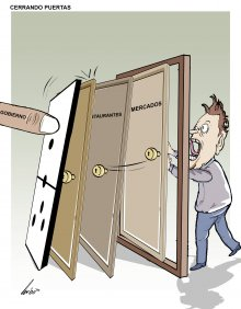 Cerrando Puertas
