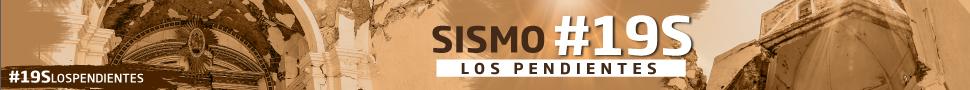 Sismo #19S: Los pendientes
